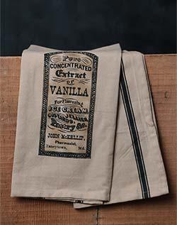 Vanilla Towel