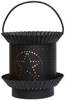 Star Tart Warmer - Black