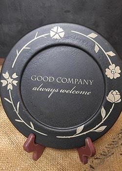 Good Company Plate