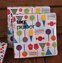 Party Paper Cocktail Napkins