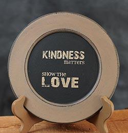 Kindness Matters Plate