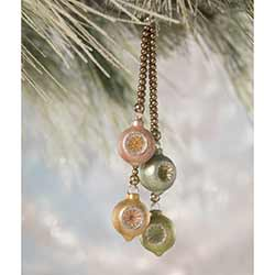 Pastel Dangle Ornament