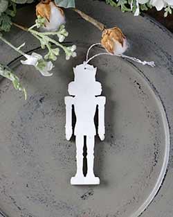 Nutcracker Personalized Ornament