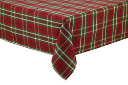 Cranberry Spice Tablecloth, 54 x 54 inch
