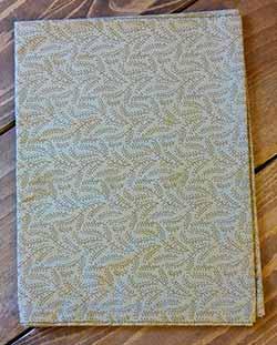 Ohio Star Tea Towel