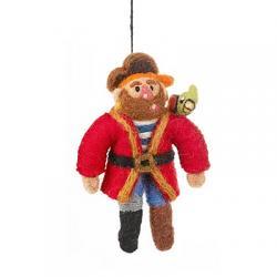 Pirate Pete Ornament