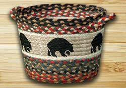 Black Bear Utility Basket