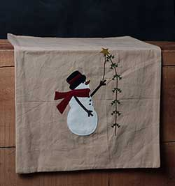 Pine Tree Wishes 36 inch Table Runner