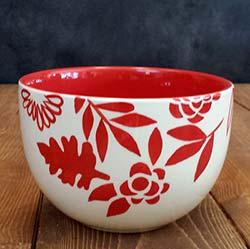 Fall Flora Bowl