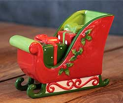 Sleigh & Present Salt and Pepper Shaker Set