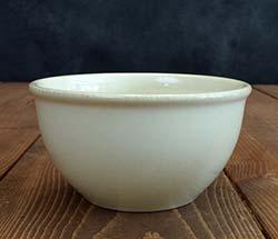 Prep/Snack Bowl - Ivory