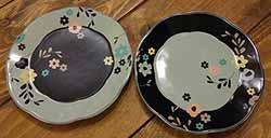 Bistro Appetizer Plates (Set of 2)