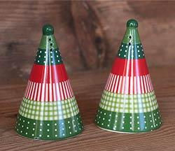 Whimsy Tree Salt & Pepper Shakers
