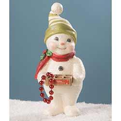 Deck the Halls Snowman