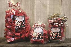Cocoa & Candy Canes Scented Wax Crumbles