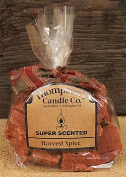 Harvest Spice Scented Wax Crumbles